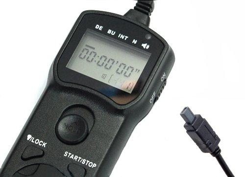 3 opinioni per JJC TM-M- Comando a distanza con timer per Nikon D90 (s), D600, D3100, D3200,