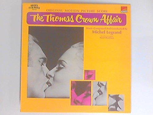 The Thomas Crown Affair (Original Motion Picture Score) LP