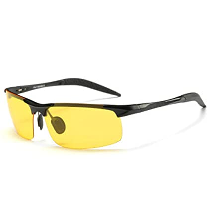 APJJ HD Gafas De Conducción Nocturna Gafas Antideslumbrantes ...