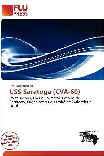 Livres gratuits en ligne USS Saratoga (Cva-60) pdf