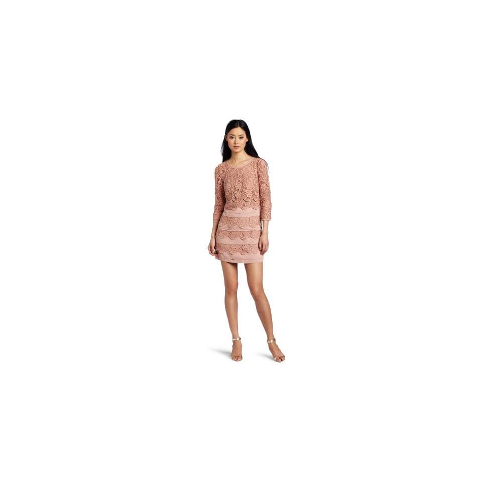 McGinn Womens Olivia Lace Dress