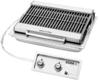 ler built-in electric cast iron grate 25
