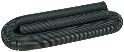 Woodstock D4214 3-Inch by 20-Feet Hose, Black - 3 Vacuum Hose