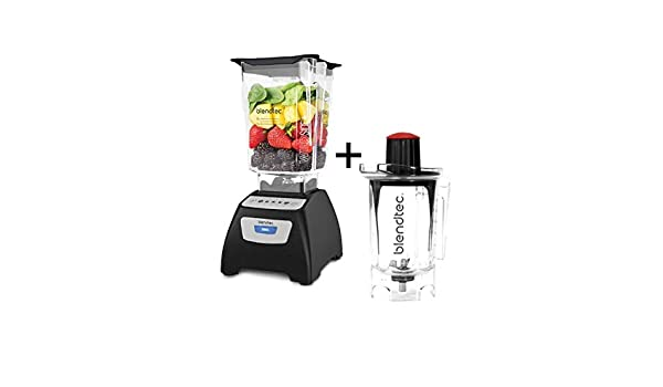 Blendtec - oferta licuadora Blendtec Classic 570 + Twister Jar ...
