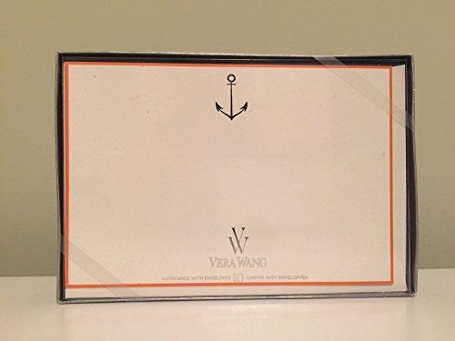 Hand Bordered Correspondence Cards - Vera Wang