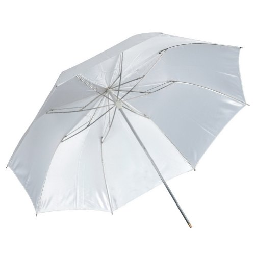 Neewer 37''/94cm Studio Fold-up Collapsible White Softbox Umbrella for Flash AD180 AD360 by Neewer