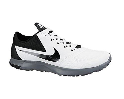 Zapatos nuevo instructor Fs Lite Trainer Ii Bicicleta elíptica deporte White/Cool Grey/Black