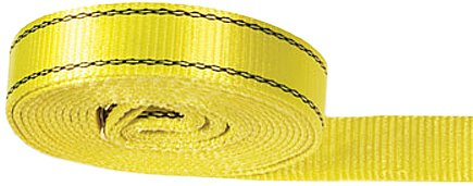 ProGrip-151520-20-x-2-Polyester-Flat-Webbing-Recovery-Strap-with-Loops