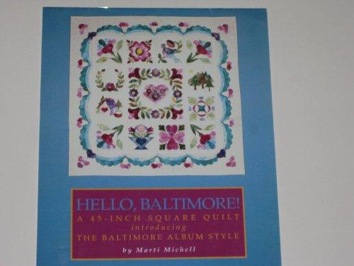 Hello Baltimore