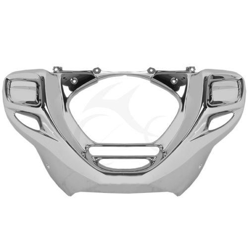 - XMT-MOTO Chrome Front Lower Cowl Cowling for Honda GL1800 GL 1800 Goldwing 2012 2013 2014