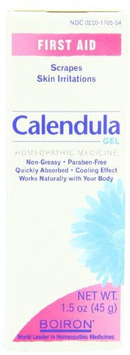 Boiron Calendula Gel (Boiron Calendula Gel, 1.5 Ounce (45 g) (Pack of 3))