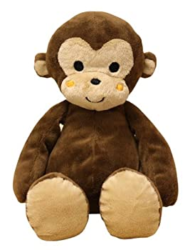 Bedtime Originals Monkey Ollie Stuffed Animal For Kids