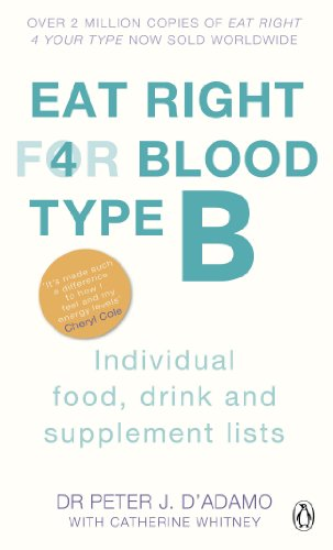 eat right for blood type b - 9