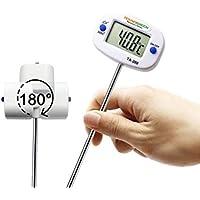 Knmaster k1457 Termometre, Beyaz