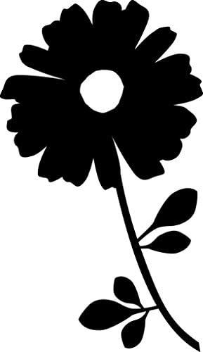 Rico Design Timbri Nature fiori e foglie set da 16