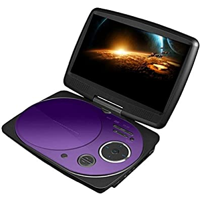 Impecca 9 Inch Portable DVD Player by IMPE6