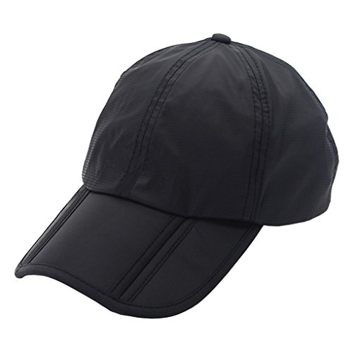 Wencal Summer Outdoor Waterproof Rain Hat Foldable Quick Drying Unisex Men Women Sun Protection Cap