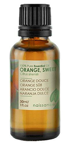 Orangenöl, süß - 100% naturreines ätherisches Öl - 30ml