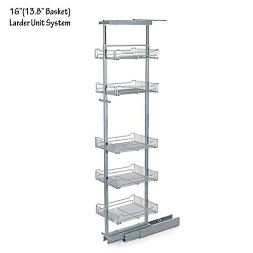 Five Basket Pull Out Pantry - Thaweesuk Shop 16