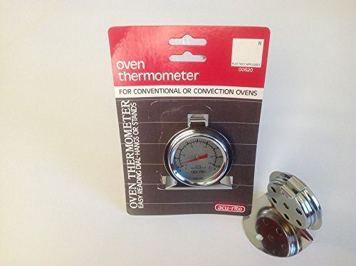 Acu- Rite Hanging Oven Thermometer. Brand New with Free Shipping! #00620 Acu Rite Meat Thermometer