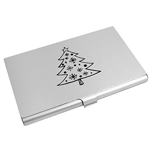 De Azeeda 'árbol Tarjeta De Crédito Tarjeta Navidad' Titular Visita Billetera De ch00001815 1qw0v1