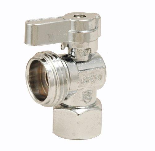 quarter turn washing machine valve