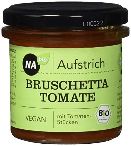 Nabio Aufstrich Bruschetta Tomate, 6er Pack (6 x 140 g)