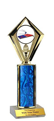 10'' Cornhole Trophy