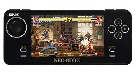Amazon.com: NEOGEO X GOLD ENTERTAINMENT SYSTEM (Bonus: First ...