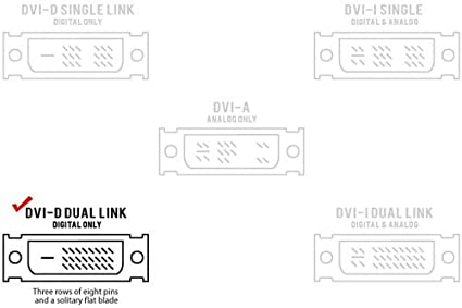 DVI D Dual Link Extension M//F Cable Gold Plated Cmple 15 Feet