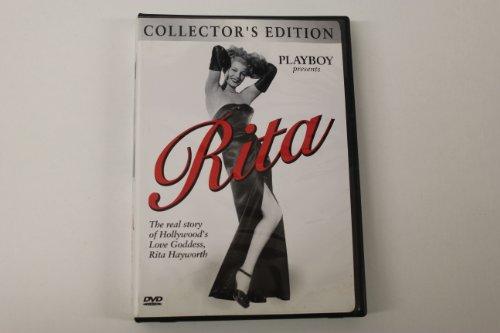 Rita – Collector' Edition – Playboy Presents the Real Story of Hollywood's Love Goddess, Rita Hayworth DVD