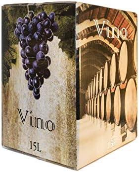 Bag in Box 15L Vino Tinto