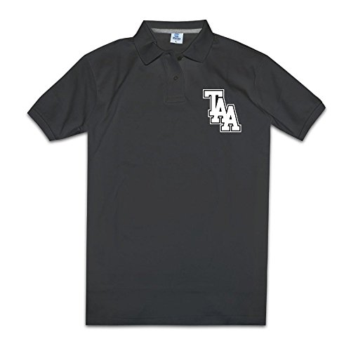 Polo Cotton Shirt Affliction (The Amity Affliction T-Shirts Mens Polo Men Ralph Lauren Man)
