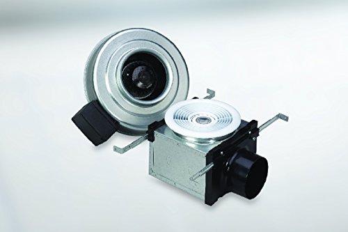 Fantech PB 110L10 110 CFM Bath Fan 10W Dimmable LED light, E