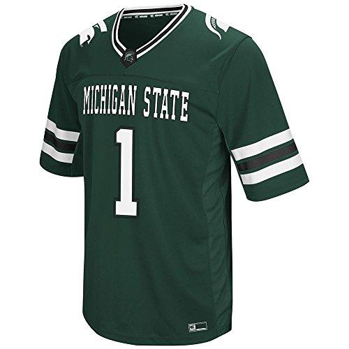 Michigan State Jersey - 4