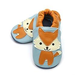 Fox Baby Blue 0-6 mos