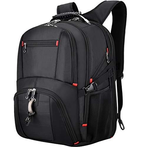 VBIGER Backpack Backpacks Water Repellent Theft Black product image