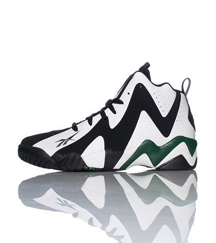 Reebok Kamikaze II Mid Basketball Men s Shoes Size 8.5 - Import It All 5421a4f19