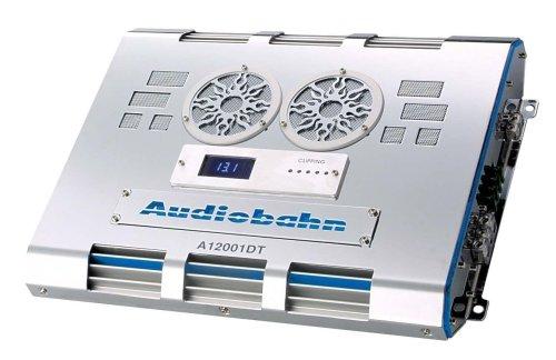 Audiobahn A12001DT, 1-Channel High Output Class D Amplifier