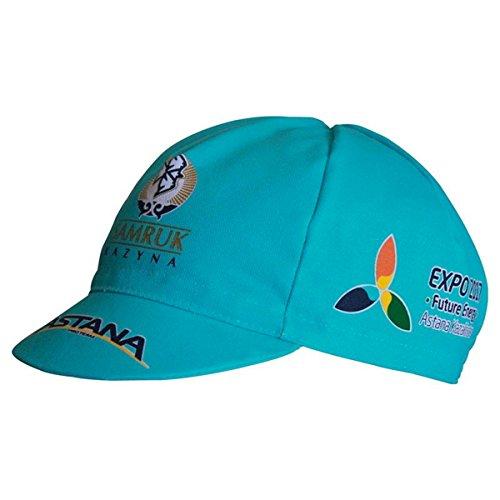 0c49aa7ce1191 Giordana Astana Pro Team Cycling Cap - GICS17-COCA-TEAM-ASTA (Astana - One  Size)
