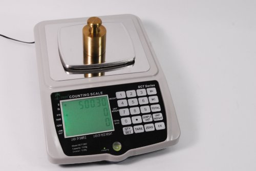 Nevada Weighing Tree SCT 600 Counting Scale - 600 Grams x...