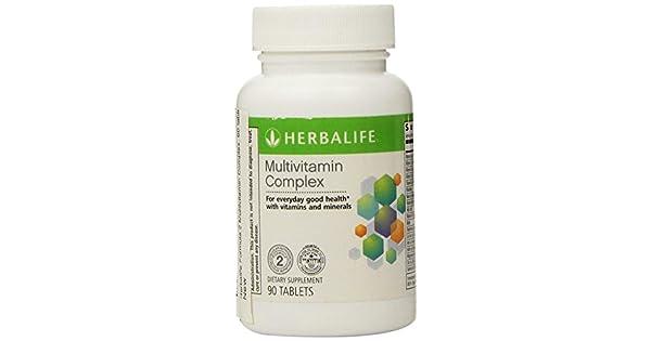 Amazon.com: Herbalife Fórmula 2 Multivitamina Complejo, 90 ...