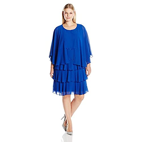 Womens Plus Size Jacket Dresses Amazon