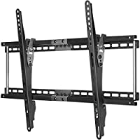 Black Tilting/Tilt Wall Mount Bracket for Sony KDL-52W4100 (KDL52W4100) 52 LCD HDTV Television/TV