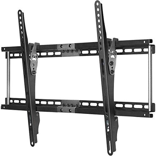 Black Tilting/Tilt Wall Mount Bracket for Panasonic Viera TH-50PZ80U (TH50PZ80U) 50