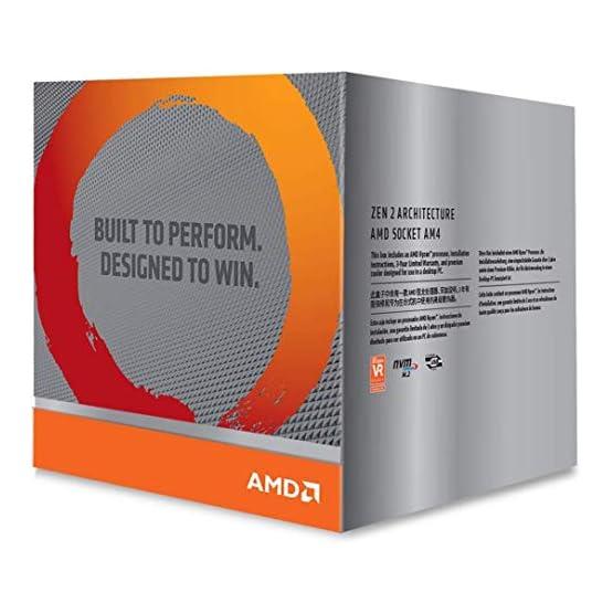 AMD Ryzen 9 3900X 12-core, 24-thread unlocked desktop processor with Wraith Prism LED Cooler 41Zn5Ej2uNL. SS555