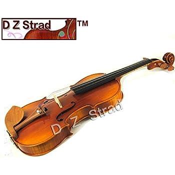 Amazon.com: Cremona SV-800 Premier Artist Violin Outfit - 4 ...
