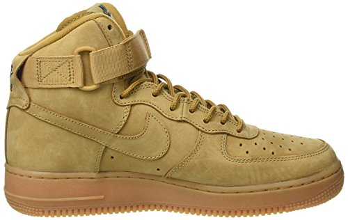 Basket '07 1 LV8 Air da Force High Uomo Nike Scarpe Oro BOI8wxffq
