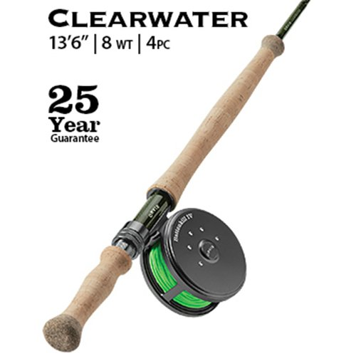 Orvis Clearwater 8-weight, 13' 6