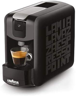 Máquina EP Mini Negro para cápsulas expreso Point Lavazza + 100 ...